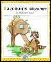 Raccoon's Adventure in Alphabet Town - Janet McDonnell, Helen Endres