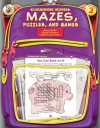 Mazes, Puzzles, and Games, Grade 2 - Frank Schaffer Publications, Frank Schaffer Publications