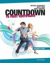 Countdown To First Certificate: Teacher's Book - Michael Duckworth, Kathy Gude, Jenny Quintana