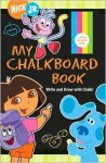 My Chalkboard Book: Write and Draw with Chalk! - Nickelodeon
