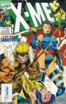 X-men 4/95 (26) - Jim Lee