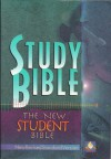 Study Bible: The New Student Bible, New Revised Standard Version - Anonymous