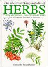Illustrated Encyclopedia of Herbs - Sarah Bunney, Jiri Stodola, František Severa, Jan Volk