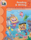Reading & Writing, Grade 2 [With Certificate and Gameboard and Bookmark] - Jennifer Stinga, Jeff Harter