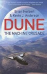 The Machine Crusade - Brian Herbert, Kevin J. Anderson