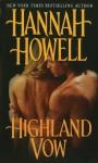 Highland Vow - Hannah Howell