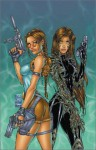Tomb Raider / Witchblade: Trouble Seekers - Michael Layne Turner, Bill O'Neil, Keu Cha