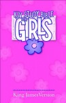 KJV Study Bible for Girls Pink Hardcover - Baker Publishing Group