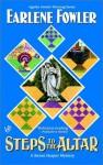 Steps to the Altar (A Benni Harper Mystery #9) - Earlene Fowler