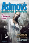 Asimov's Science Fiction Magazine, January 2014, Volume 38, No. 1 - Nancy Kress, Steve Rasnic Tem, Sheila Williams, Ron Collins, Aliette de Bodard, Ian McHugh, William Jablonsky
