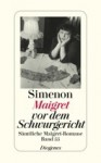 Maigret vor dem Schwurgericht - Georges Simenon