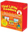 First Little Readers Parent Pack: Guided Reading Level A: 25 Irresistible Books That Are Just the Right Level for Beginning Readers - Deborah Schecter, Liza Charlesworth