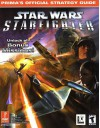Star Wars : Episode 1 Starfighter (Prima's Official Strategy Guide) - Jeff Barton, Michael Littlefield