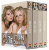 Girl Fun - Four Book Bundle - Lynn Lake, Kitty Meadows, Miranda Forbes