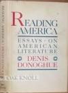 Reading America - Denis Donoghue