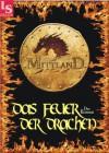 Mittland 2 - Das Feuer der Drachen (1000 Seiten Fantasy) (German Edition) - Volker Ferkau