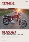 Suzuki GS400-450 Twins Chain Drive, 1977-1987: Service, Repair, Performance - David Sales, Sydnie A. Wauson