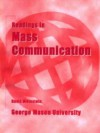 Readings in Mass Communication - David Weinstein