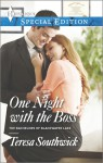 One Night with the Boss - Teresa Southwick