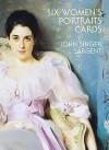 Six Women's Portraits Cards - John Singer Sargent