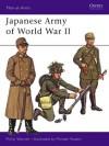 Japanese Army of World War II - Philip Warner