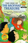 The Case of the Backyard Treasure - Joanne Rocklin, Marilyn Burns