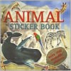 Animal-Sticker Book - Duncan Brewer