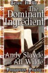 Vanilla: The Dominant Ingredient - Andy Slayde, Ali Wilde