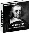 Le Citoyen ou les fondements de la politique (French Edition) - Thomas Hobbes