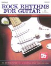 Rock Rhythms for Guitar [With CD] - Mike Christiansen