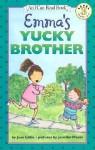 Emma's Yucky Brother - Jean Little, Jennifer Plecas