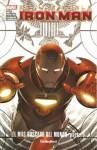 El Invencible Iron Man - El Más Buscado Del Mundo #1 - Matt Fraction, Salvador Larroca, Frank D'Armata, Santiago García