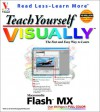 Teach Yourself Visually Flash Mx - Ruth Maran, MaranGraphics