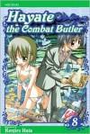 Hayate the Combat Butler, Vol. 8 - Kenjiro Hata