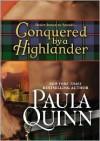 Conquered by a Highlander (Audio) - Paula Quinn, Carrington MacDuffie