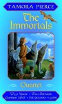 The Immortals Boxed Set (Wild Magic + Wolf-Speaker + Emperor Mage + The Realms of the Gods) - Tamora Pierce