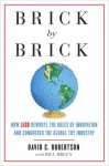 Brick by Brick: How LEGO Rewrote the Rules of Innovation and Conquered the Global Toy Industry (Audio) - David Robertson, Bill Breen