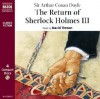 The Return of Sherlock Holmes III: The Adventure of Black Peter and Other Stories - David Timson, Arthur Conan Doyle