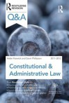 Q&A Constitutional & Administrative Law 2011-2012 - Helen Fenwick, Gavin Phillipson
