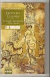 El origen del diluvio y otros cuentos - Leopoldo Lugones