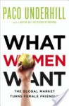 What Women Want: The Global Marketplace Turns Female Friendly - Paco Underhill