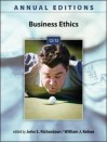 Annual Editions: Business Ethics 12/13 - John Richardson, William Kehoe