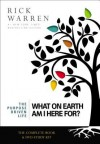 What On Earth Am I Here For? Curriculum Kit (The Purpose Driven Life) - Rick Warren