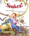 Snakes! - David T. Greenberg, Lynn M. Munsinger