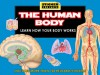 The Human Body: Learn How Your Body Works (Sticker Fun Facts) - Paula Hammond