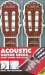Acoustic Guitar Decks Double Pack - Music Sales Corp.