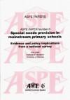 Special Needs Prov in Main Prim SC - Ann Lewis