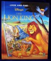 Lion King Look And Find - Publications International Ltd.