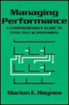 Crisp: Managing Performance Crisp: Managing Performance - Marion E. Haynes, Rich Osborne