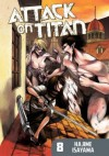 Attack on Titan #8 - Isayama Hajime